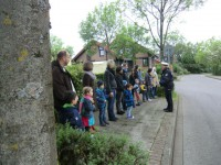 Verkehrserziehung auch Mobilitätstraining mit Eltern und Kindern